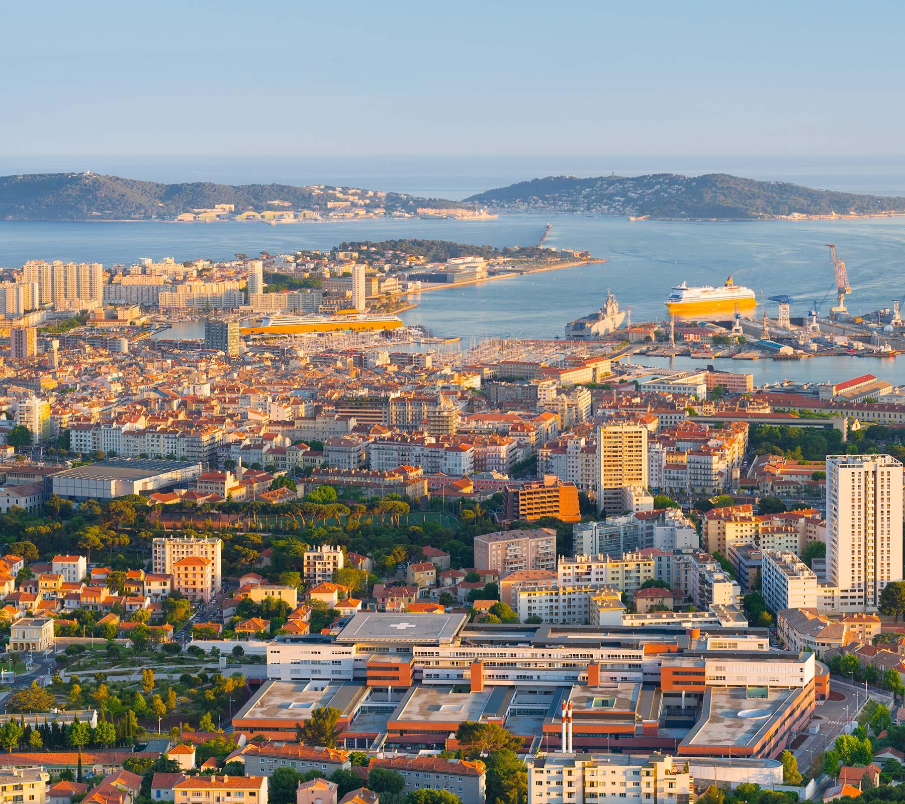 vente appartement Toulon 83000
