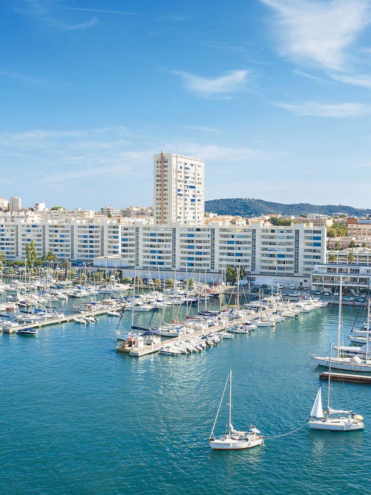 Syndic copropriété Toulon 83